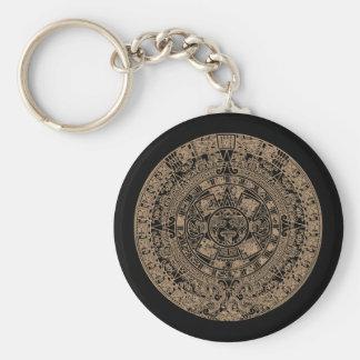 Maya Calendar Keychain