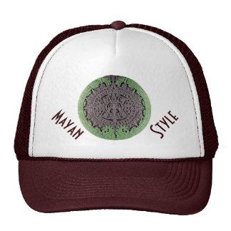 Maya Calendar - Mayan Style Hat