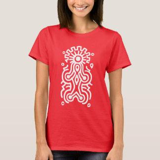 Maya Goddess Symbol T-Shirt