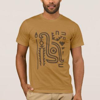 Maya Head Symbol T-Shirt
