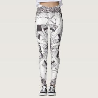 Maya Mandala Leggings