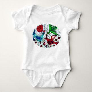 Mayan Birds Infant Creeper