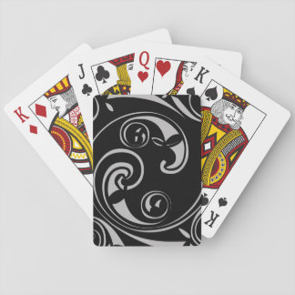 Mayan Block Playing Cards