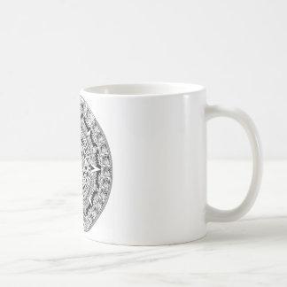 Mayan Calander Coffee Mug