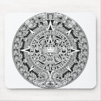 Mayan Calendar 12.21.2012 Aztec Mouse Pad