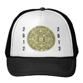 Mayan Calendar 2012 Mesh Hats