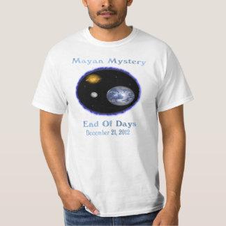 mayan calendar 2012 t-shirt