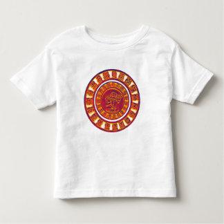 Mayan Calendar 2012 Toddler T-Shirt