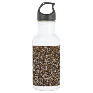Mayan Calendar 532 Ml Water Bottle