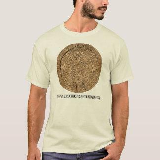 Mayan Calendar both T-Shirt