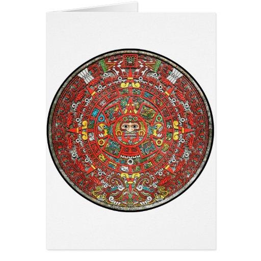 Mayan Calendar Cards