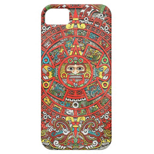 Mayan Calendar iPhone 5 Covers