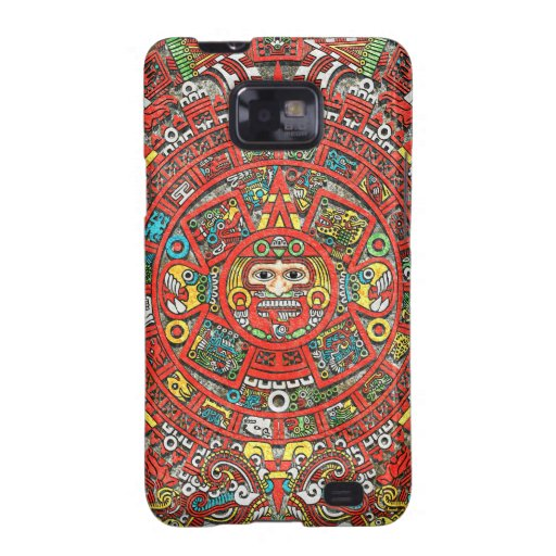 Mayan Calendar Samsung Galaxy SII Covers