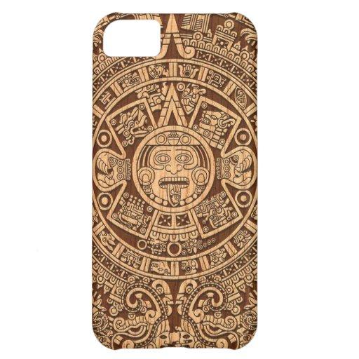 Mayan Calendar iPhone 5C Cases
