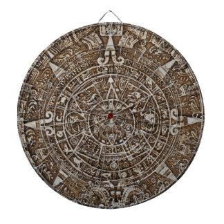 Mayan Calendar Dartboard