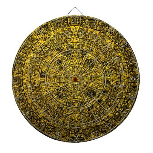 Mayan Calendar Dart Boards
