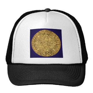 mayan calendar trucker hats
