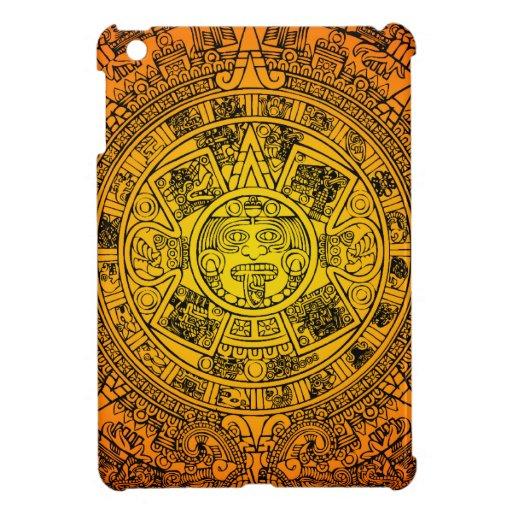 Mayan Calendar iPad Mini Case