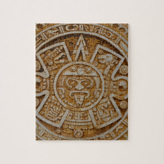 Mayan Calendar Jigsaw Puzzle