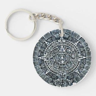 Mayan Calendar/Maya calendar Keychain