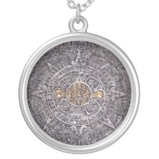 mayan calendar necklace