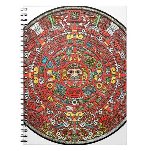 Mayan Calendar Notebooks