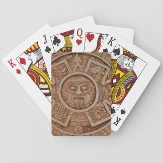 Mayan Calendar Playing Cards