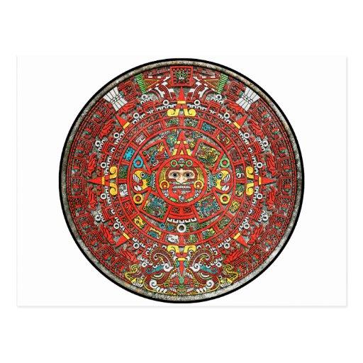 Mayan Calendar Post Cards