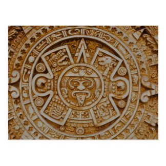 Mayan Calendar Postcard