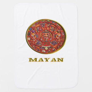 Mayan Calendar products Pram blanket