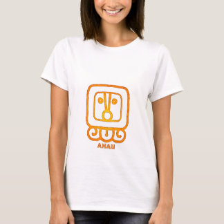 Mayan Calendar Sign - AHAU T-Shirt