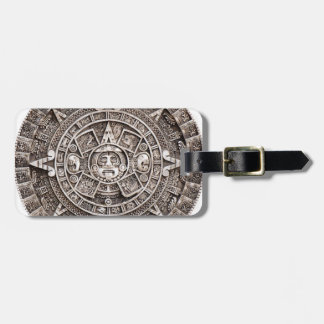 Mayan Calendar Tags For Luggage