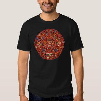 Mayan Calendar Tee Shirt