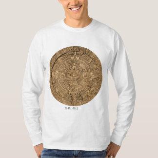 Mayan-Calendar-w-date-new T-Shirt