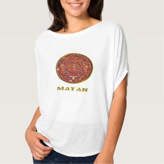 """Mayan calendar woman""""s clothing tshirts"""