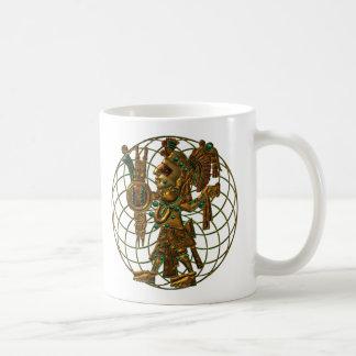 Mayan Deity 2 Mug