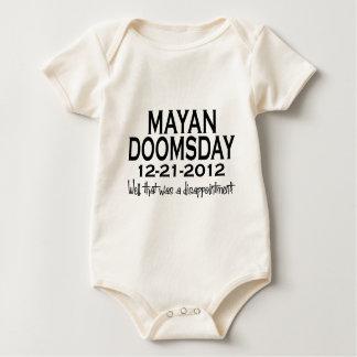 Mayan Doomsday Baby Bodysuit