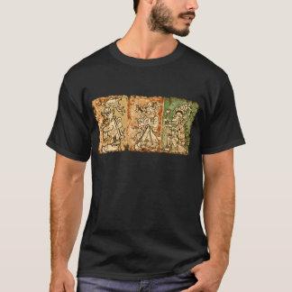 Mayan Dresden codex T-Shirt