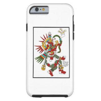 Mayan God Kukulcan iphone Tough iPhone 6 Case