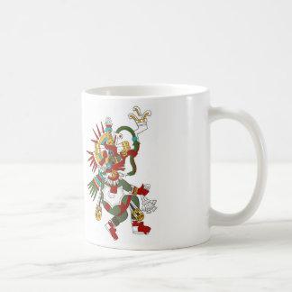 Mayan God Mug