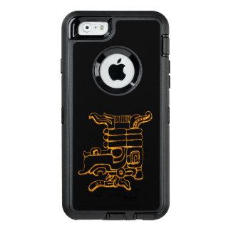 Mayan Gold Hieroglyphs OtterBox Defender iPhone Case