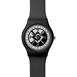 Mayan Hunab Ku Designer Watch