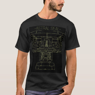 Mayan Monolith- Alternative 2 T-Shirt