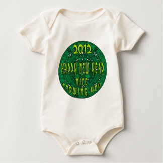 Mayan New Year Baby Bodysuit