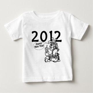 Mayan new years 2012 baby T-Shirt