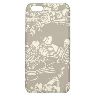 Mayan priests and Vision Serpent iPhone 5C Cover