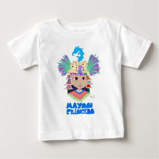 Mayan Princess Baby T-Shirt