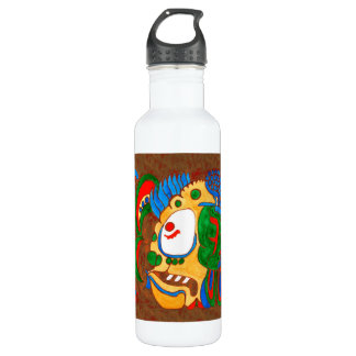 MAYAN SPIRIT KAI YUM- RED- MAYAN GOLD COAST 710 ML WATER BOTTLE