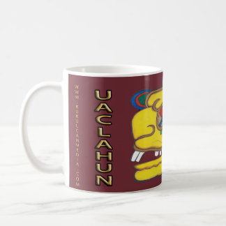 MAYAN SPIRIT UACLAHAN COFFEE MUG