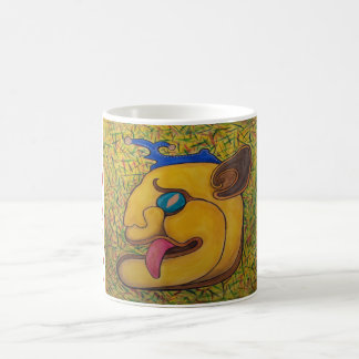 MAYAN SPIRIT ZOTZ COFFEE MUG